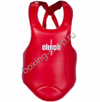 Защита корпуса Clinch Thai Chest Guard красная