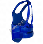 Защита корпуса Clinch Thai Chest Guard синяя 4