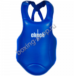 Защита корпуса Clinch Thai Chest Guard синяя